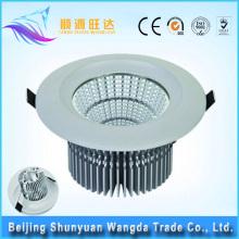 Aluminum Die Casting Lamp Shade Parts Alumiunm Reflector Lamp Shade Metal Lamp Shade