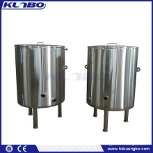 KUNBO Copper Mash tun & Lauter Tun Electric Brew Kettle 65 Gallon 300L