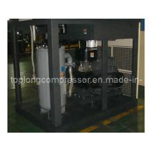 Compressor de ar do rolo de parafuso giratório conduzido correia (Xl-100A 75kw)