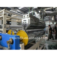 ПЭ производство пленки линия саране