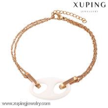 74233-xuping fashion bracelet jewelry,new york costume jewelry,friendship bracelets for sale