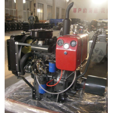 2 cylinder small output engine for water pump