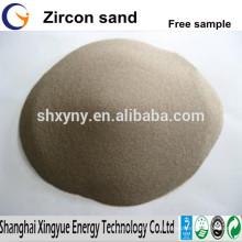 ISO9001 и проверенных высокой чистоты циркон песка для продажи