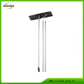 Poly Snow Roof Rake with Light Aluminum Handle