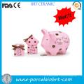 Personnalisé/Cool grand/petit cochon/Cat collectionneurs/Collective/Collection bricolage Piggy Penny/argent/pièce épargne bancaire/boîte pour enfants/adultes