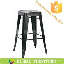 Morden Kitchen High Chair Metal Stool Com preço barato