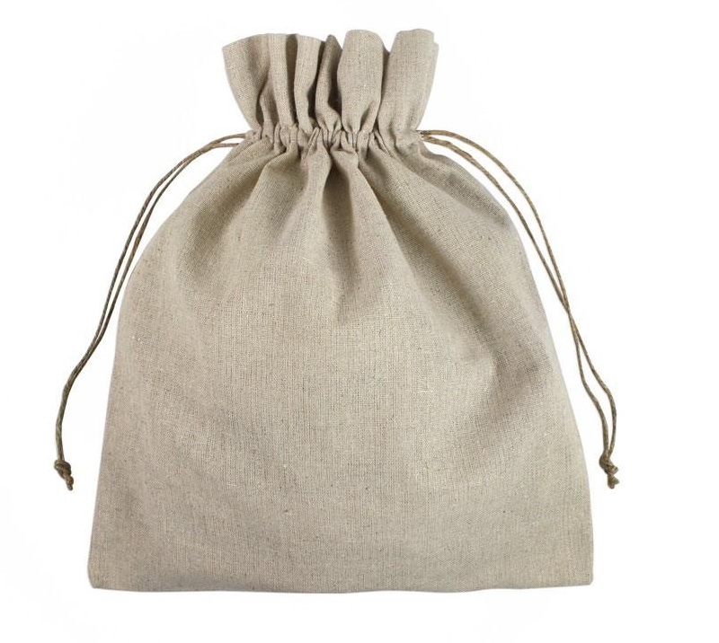 Factory price jute pouch