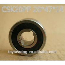 Lavadora Serie CSK unidireccional Cojinete de embrague csk 20 pp csk20pp csk20 pp