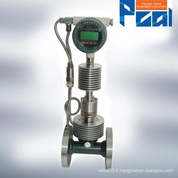 (Type de cible SBL) débitmètre bitume