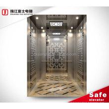 Zhujiang fuji elevator traction machine elevator passenger lifts elevator residential