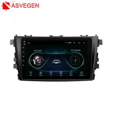 9'' Full Touch Android 8.1 Car Radio Tape Recorder Player  Car Multimedia for Head Unit Dashboard For Suzuki Alto