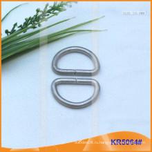 Внутренний размер 25 мм Пряжки металлические, Металлический регулятор, Металлическое кольцо D-Ring KR5064
