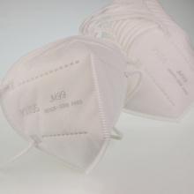 Masque respiratoire jetable pliable 3D KN95