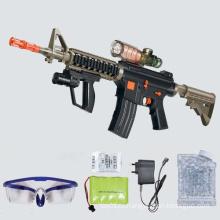 Boy Brinquedos Gun Bateria Opearated arma com bala de água (H0221019)