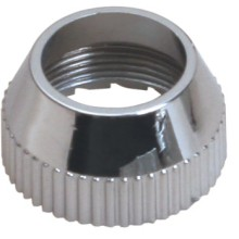 Acessório Faucet em plástico ABS com acabamento cromado (JY-5170)