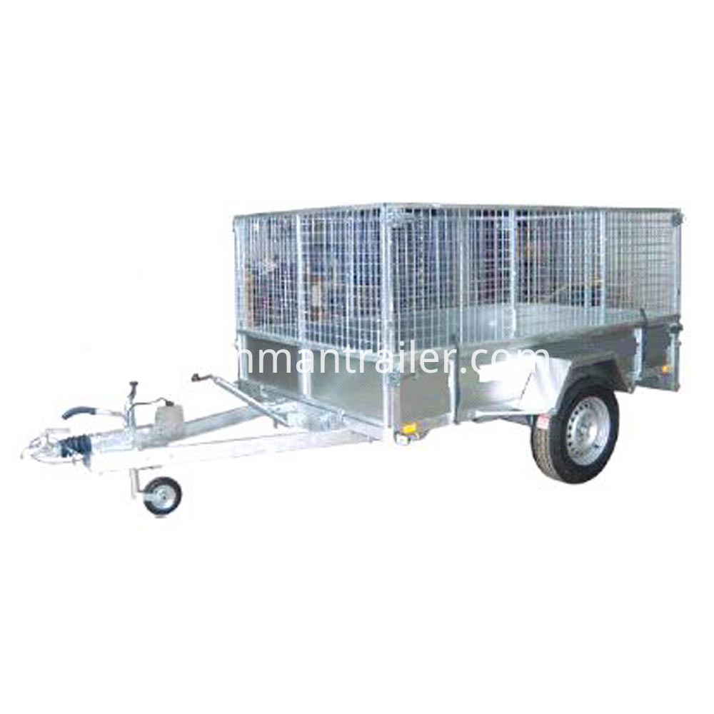 Box Trailer for Sales