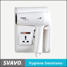 1300W Hotel Hair Dryer with Triangle Socket