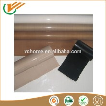 high tensile strength chemically insert heat resistant teflon coatd cloth roll without adhesive