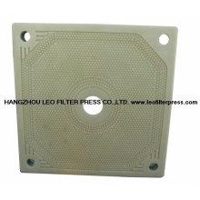 PP-Hochdruck-Squeeze-Membranfilter Drücken Sie Filterplatte von Leo-Filterpresse