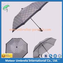Automatique Open 2 Folding UV Block Umbrella