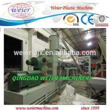 espessura de 0,2 mm linha de máquina de produção de folha de PE PP