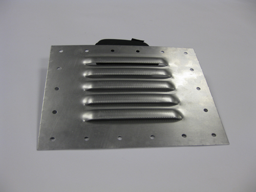 High Precision Sheet Metal