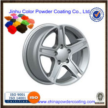 metallic powder paint with nice protection