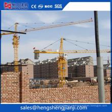 Grúa Qtz4208 Hecho en China por Hsjj
