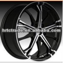 Preto nova moda 15-17 polegadas roda de carro bbs para atacado