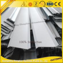 Obturadores da liga de alumínio para a tira horizontal