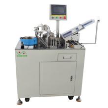 Full-automatic triode magnetic bead dispensing machine