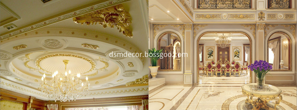 PU Moulding decoration
