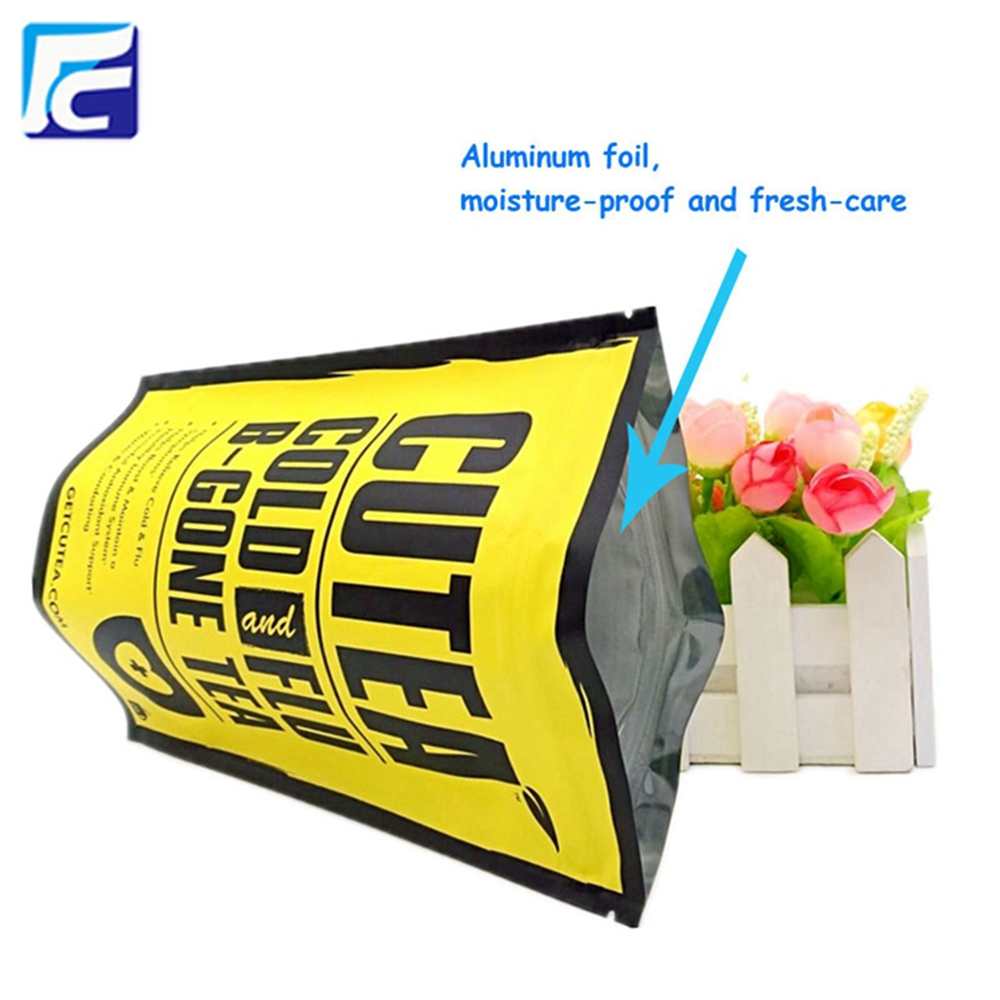 multiple layer aluminum foil bag