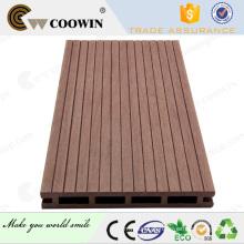 Wood-Plastic Composite Flooring Technics e Engineered Flooring Tipo de madeira de plástico WPC Flooring