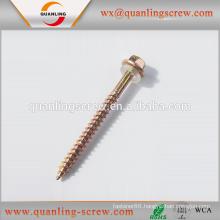 Wholesale china import hexagonal head roofing screw