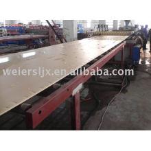 PVC/WPC Board/Sheet/Plate Extrusion Line---Plastic Machine