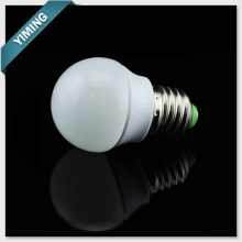 G40 2W PC Body Dimmable LED Bulb Light