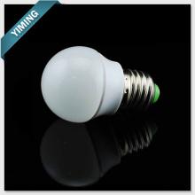 G40 2W PC тела затемняемый светодиодные лампы свет