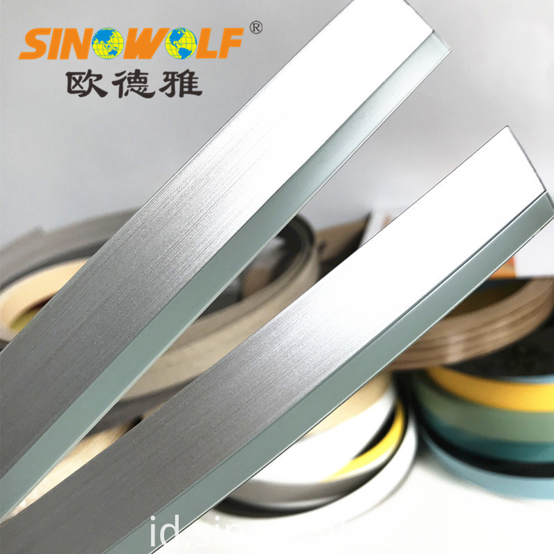 Hot Acrylic Edge Banding