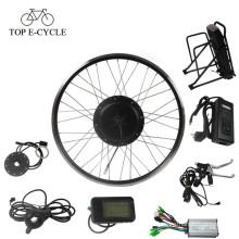 electric wheel hub motor e-bike conversion kit bicycle engine kit