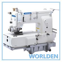 WD - 1412p 12 liso - agulha de máquina de costura de ponto corrente duplo duplo cama