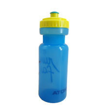 Custom Printing Translucent PE Plastic Water Bottle
