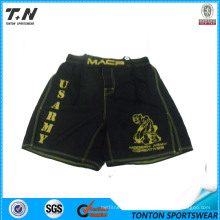 MMA Fight Shorts with Left Side Pocket