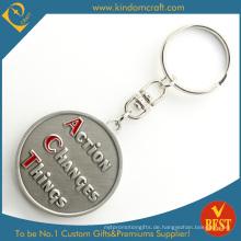 Fabrik Preis Promotional Stamping 3 D Metall Schlüsselanhänger in hoher Qualität aus China