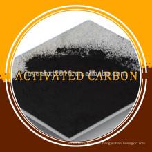 Giftgasentfernung 30% Asche Pulver Aktivkohle