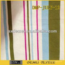 tissu de poly coton toile imperméable à l'eau pour tente