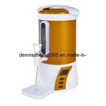 Usage commercial ou usage domestique eau Chaudière et Wamer et distributeur bouilloire pour faire du thé. Café dans la maison ou à l'hôtel, Carefe.