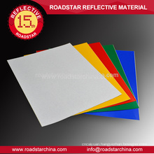 Exquisite design safety reflective sheeting