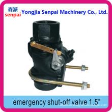 Dispensador de combustible Accesorio Válvula de cierre de emergencia Válvula de corte