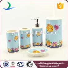 Bath Room Decoration Ceramic Bathroom Decor Product
